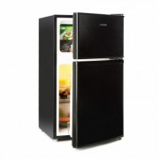 Big Daddy Cool Fridge-Freezer Combination 61/26 Litre 42dB A + Black