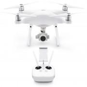 DJI Phantom 4 Pro - дрон с контролер за управление от iPhone, iPod, iPad and Android устройства (бял)