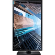 SM LS24E65UPLC - 60cm Monitor, 1080p, Pivot, EEK B