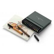 Pitt Artist Pen Cutie Studio Faber-Castell 12 buc