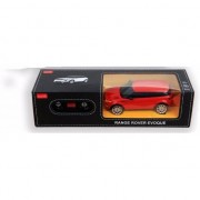 Merkloos Radiografisch bestuurbare rode Range Rover 911 GTS RS auto 1:24 - Action products