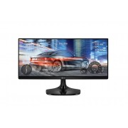 """LG 25UM58-P 25"""" UltraWide Full HD LED Flat Black computer monitor LED display"""