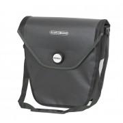 Ortlieb Velo-Shopper – QL2.1 - slate - black - Fahrradtaschen