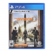 PS4 Juego Tom Clancy's The Division 2 Compatible Con Playstation 4