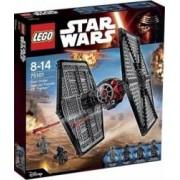 Set de constructie Lego First Order Special Forces TIE Fighter