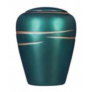 Ovale Resin Urn (4 liter)