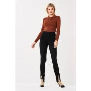 ''Gina Tricot'' ''Donna slit jeans'' Black 36