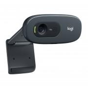 Camara Web Cam Logitech C270 Negro