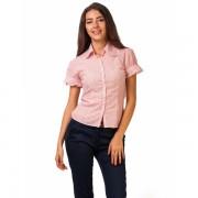 Camasa Girlish Stripes Pink