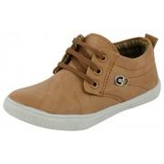 Essence Baby Boys' Beige Sneakers - 1