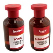 Tratament impotriva caderii parului - Set (Tonic+Sampon) 400 ml - Hemel - Hair care against hair loss - Tonic&Shampoo