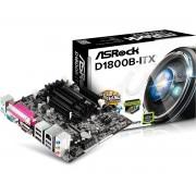 Matična ploča MB BGA1170 ASRock D1800B-ITX VGA CPU, DDR3L/SATA2/GLAN/5.1/USB 3.0