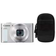 Canon Aparat PowerShot SX620WH Biały + Pokrowiec