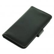 Sony Xperia Z3+, Xperia Z3+ Dual Book Style Flip Case - Black