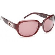 Guess Over-sized Sunglasses(Pink)