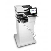 Принтер HP LaserJet Enterprise M632z mfp, p/n J8J72A - HP лазерен принтер, копир, скенер и факс