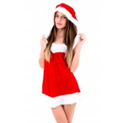 Costum Craciunita Sexy Kringle