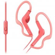 Sony MDR-AS210AP Auriculares Desportivos Rosas