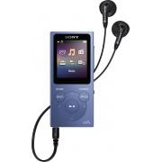 Sony NW-E394 Walkman - MP3-speler - 8GB - Blauw