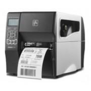 Zebra ZT230, Impresora de Etiquetas, Transferencia Térmica, 203 x 203DPI, Serial, USB, Negro/Plata ― ¡Compra y recibe $200 pesos de saldo para tu siguiente pedido!