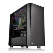 THERMALTAKE CASE MID-TOWER NO PSU VERSA J21 TG USB 3.0*2 USB 2.0*2 VETRO TEMPERATO