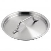 Vogue Stainless Steel Saucepan Lid 160mm
