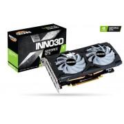 Placa video Inno3D GeForce GTX 1660 Ti TWIN X2 OC RGB, 6GB, GDDR6, 192-bit