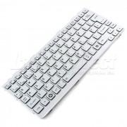 Tastatura Laptop Toshiba Satellite Mini NB200 Argintie + CADOU