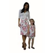 Máma a dcera sukně a šaty