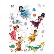 Sticker Tinker Bell - Sapte Zane Fermecate