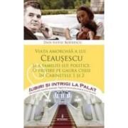 Iubiri si intrigi la palat Vol. 8 Viata amoroasa a lui Ceausescu si a familiei lui politice - Dan-Silviu Boerescu