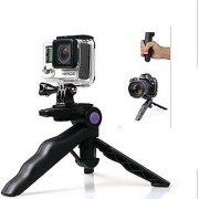 Aeoss Mini Foldable Handy Tripod - For Dslrs Digital Cameras Mobile Phones Foldable Photography Tripod
