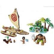 Lego Vaiana's 41150 Ocean trip