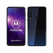 Motorola One Macro Smartphone 64 GB 6.2 inch (15.7 cm) Dual-SIM Android 9.0 13 Mpix Blauw