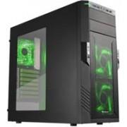 "Sharkoon T28 Gaming ATX Midi Tower Case -2x 5.25"""