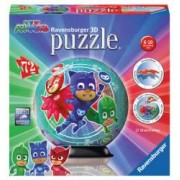 Puzzle 3D Eroi In Pijamale Motiv 2. Nu necesita lipici.