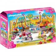 Playmobil Centro Comercial Tienda Para Bebés
