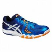 Asics Gel-Blade 5 Men Badminton Shoes For Men(Blue)