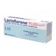 Lactoflorene Plus Bimbi, 6 flaconi monodose