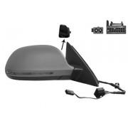 Specchio specchietto retrovisore esterno destro AUDI Q3, 2011- 8-PIN elettrico riscaldabile freccia Side Assist