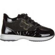 Hogan Sneakers Interactive Black
