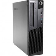 Calculator LENOVO Thinkcentre M81 SFF, Intel Core i3 2100 3.10GHz, 4GB DDR3, 250GB HDD, placa video NVIDIA Geforce 405 512MB