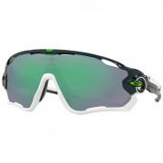 Oakley Jawbreaker Cavendish Edition Sunglasses - Metallic Green/Prizm Jade