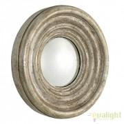 Oglinda design LUX Anastasia argintiu antic 111474 HZ