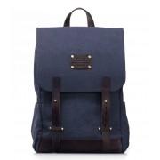 O My Bag Schooltas Mau Backpack 15 Inch Blauw
