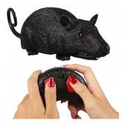 Tricky Divertido Juguete De Control Remoto Por Infrarrojos Scary Creepy Ratón, Tamaño: 21 * 7cm
