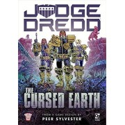 Judge Dredd: The Cursed Earth: An Expedition Game