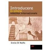 INTRODUCERE IN ISTORIA RELATIILOR INTERNATIONALE