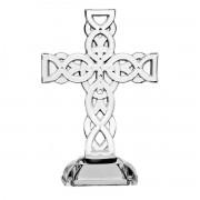 Cruce cristal impletita 27 cm