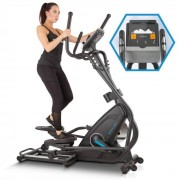 Capital Sports Helix Star MR Cross Trainer Bluetooth application volant d'inertie de 21 kg